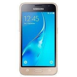 Samsung Galaxy J1 (2016) SM-J120F/DS (золотистый) :::
