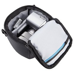 case logic high zoom/compact system camera case (cpl-103k) (черный)
