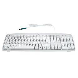 Gembird KB-8350U USB (белый)