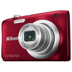 Nikon Coolpix A100 (красный)