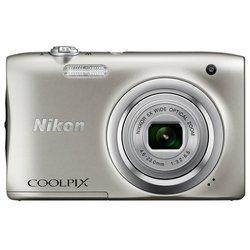 Nikon Coolpix A100 (серебристый)