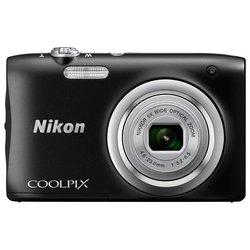 Nikon Coolpix A100 (черный)