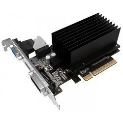 Palit nVidia GeForce GT 710 PCI-E 2048Mb 64bit DDR3 954/1600 DVIx1/HDMIx1/CRTx1/HDCP (PA-GT710-2GD3H) OEM