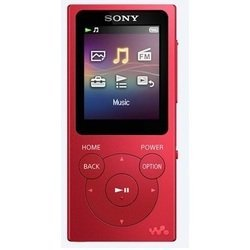 Sony NW-E394 8Gb (NWE394R.EE) (красный)
