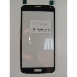 Стекло экрана для Samsung Galaxy S5 G900F (97341) (черный) 1 категория