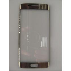 Стекло экрана для Samsung Galaxy S6 Edge G925 (97344) (золотистый) 1 категория