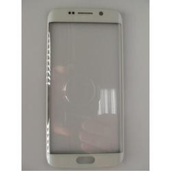 Стекло экрана для Samsung Galaxy S6 Edge G925 (97345) (белый) 1 категория
