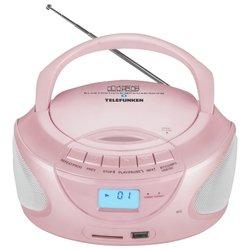 TELEFUNKEN TF-CSRP3490B (розовый)