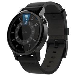 Motorola Moto 360 v2 42mm (Black Leather)