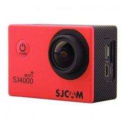 SJCAM SJ4000 WiFi (красный)