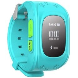 Smart Baby Watch Q50 (голубой)