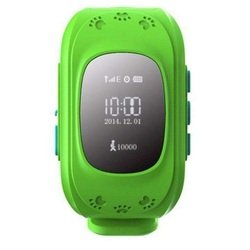 Smart Baby Watch Q50 (зеленый)