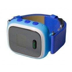 Детский GPS трекер часы-телефон (Palmexx PXGPSWH) (голубой)