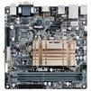 ASUS N3150I-C (RTL) - Материнская платаМатеринские платы<br>Материнская плата форм-фактора mini-ITX,<br>чипсет встроен в процессор,<br>установлен процессор Intel Celeron N3150,<br>2 слота DDR3 DIMM, 1066-1600 МГц,<br>встроенный видеоадаптер,<br>разъемы SATA: 6 Гбит/с - 2.<br>