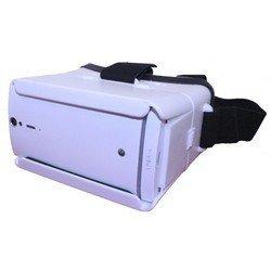 Шлем виртуальной реальности (PALMEXX 3D-VR ColorCross) (белый)