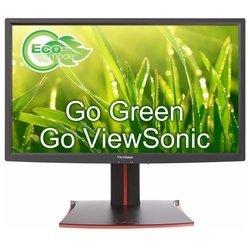 Viewsonic XG2401 (черно-красный)