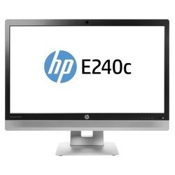 HP EliteDisplay E240c (черный)