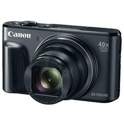 Canon PowerShot SX720 HS (черный)