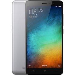 Xiaomi Redmi Note 3 Pro 32Gb (серый с черной передней панелью) :