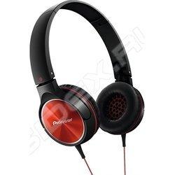 Наушники Pioneer SE-MJ522 (черно-красный)
