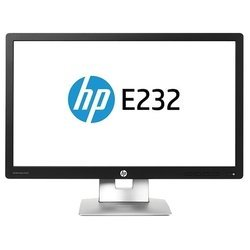 HP EliteDisplay E232e (черный)