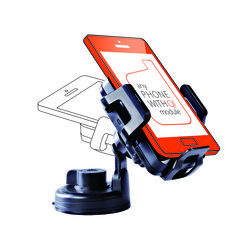 Беспроводное автомобильное зарядное устройство UPVEL UQ-TA01 STINGRAY