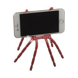 Универсальный держатель для смартфона Паук (0L-00002489) (красный)