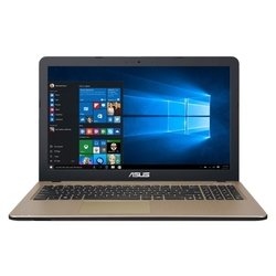"asus r540sa (intel celeron n3050 1600 mhz/15.6""/1366x768/2.0gb/500gb/dvd-rw/intel gma hd/wi-fi/bluetooth/win 10 home)"
