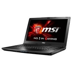 "msi gl62 6qf (intel core i7 6700hq 2600 mhz/15.6""/1920x1080/8.0gb/1000gb/dvd-rw/nvidia geforce gtx 960m/wi-fi/bluetooth/win 10 home)"