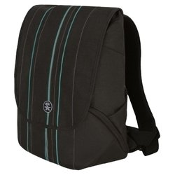 crumpler messenger boy stripes half photo backpack - medium (серый)