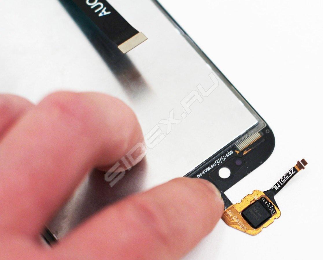 Дисплей для Asus Zenfone 2 ZE551ML с тачскрином Qualitative Org (1-я категория) (черный) купить - Домодедово - по Убойной Цене +