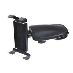 """Автомобильный держатель для планшета 7-11"""" (Perfeo PH-710) (черный)"""