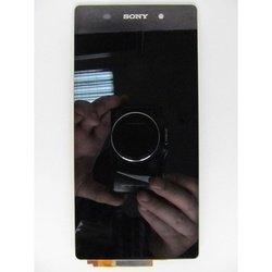 Дисплей с тачскрином для Sony Xperia Z2 D6503 (97550) (черный)