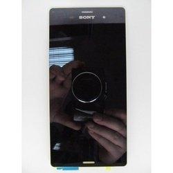 Дисплей с тачскрином для Sony Xperia Z3 D6603 (97551) (черный)
