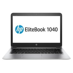 "hp elitebook 1040 g3 (v1a83ea) (intel core i5 6200u 2300 mhz/14.0""/1920x1080/8.0gb/256gb ssd/dvd нет/intel hd graphics 520/wi-fi/bluetooth/3g/edge/gprs/win 7 pro 64)"