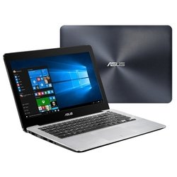 "asus x302uj (intel core i5 6200u 2300 mhz/13.3""/1366x768/8.0gb/1000gb/dvd нет/nvidia geforce 920m/wi-fi/bluetooth/win 10 home)"