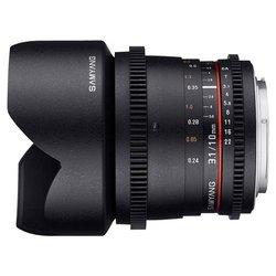Samyang 10mm T3.1 ED AS NCS CS VDSLR II Sony E