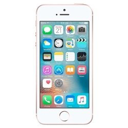 Apple iPhone SE 16Gb (MLXN2RU/A) (розово-золотистый) :::