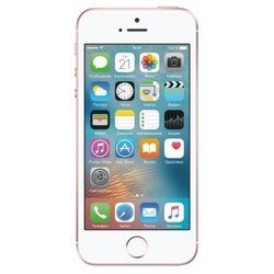 Apple iPhone SE 64Gb (MLXQ2RU/A) (розовое золото) :::