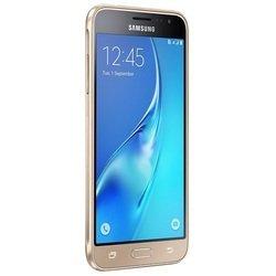 Samsung Galaxy J3 (2016) SM-J320F/DS (золотистый) :::