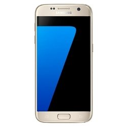 Samsung Galaxy S7 32Gb SM-G930FD (SM-G930FZDUSER) (золотистый) :::