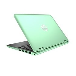 "трансформер hp pavilion x360 11-k101ur pentium n3700, 4gb, 1tb, intel hd graphics, 11.6"", ips, touch, hd (1366x768), windows 10 64, green, wifi, bt, cam"