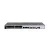 Huawei S5700-28X-LI-24S-DC - МаршрутизаторМаршрутизаторы и коммутаторы<br>Возможность установки в стойку, 24 порта Ethernet 10/100/1000 Мбит/сек, 4 скорость до 10 Гбит/сек, 442 x 44 x 220 мм.<br>
