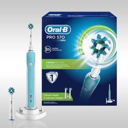 Oral-B Professional Care 570 (голубой)