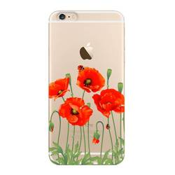 Чехол-накладка для Apple iPhone 6 Plus (Deppa Art Case 100106) (Мак, прозрачный)