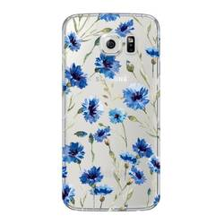 ����� (����-����) deppa ��� samsung galaxy s6 art case, flowers ������� ���������� (100116)