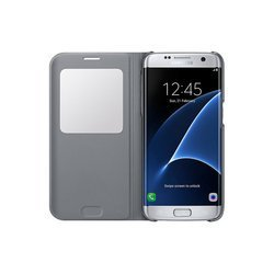 �����-������ ��� samsung galaxy s7 edge (s view cover ef-cg935psegru) (�����������)