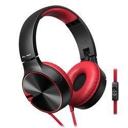Pioneer SE-MJ722T (черный, красный)
