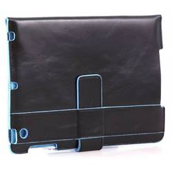 Чехол Piquadro Blue Square (AC2976B2, N) черный телячья кожа