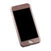 Защитная крышка для Apple iPhone 6, 6S (0L-00027064) (розовое золото) + стекло - Чехол для телефонаЧехлы для мобильных телефонов<br>Плотно облегает корпус и гарантирует надежную защиту от царапин и потертостей.<br>